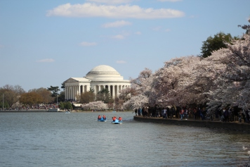 Jefferson Memorial, Washington D.C., USA