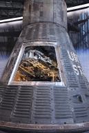 Apollo capsule at the National Air and Space Museum