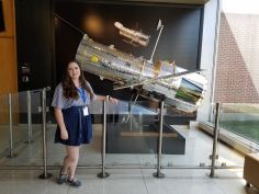 Model of Hubble and I