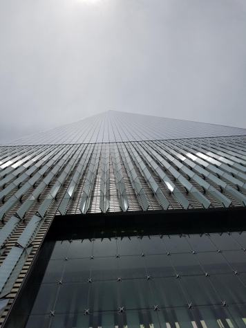 From the base looking up
